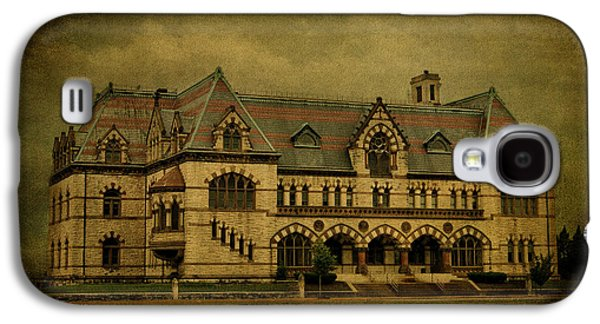 Old Post Office - Customs House Galaxy S4 Case by Sandy Keeton