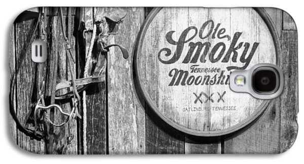 Crocks Galaxy S4 Cases - Old Smoky Moonshine Galaxy S4 Case by Dan Sproul