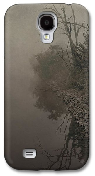 Reflections In Water Galaxy S4 Cases - Old Soul Galaxy S4 Case by Dan Sproul