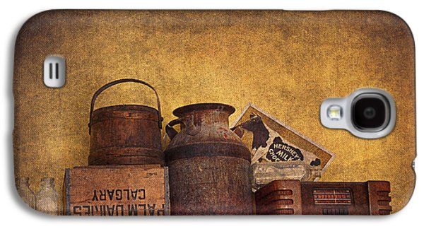 Interior Still Life Galaxy S4 Cases - Old Things I Galaxy S4 Case by Maria Angelica Maira