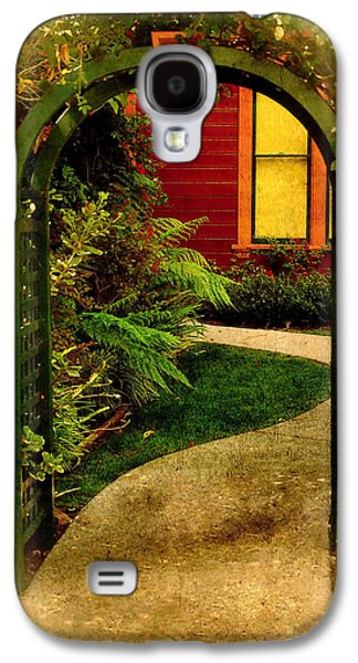 Carter House Galaxy S4 Cases - Old Town Gateway Galaxy S4 Case by See My  Photos