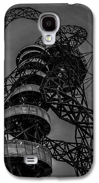 Landmarks Photographs Galaxy S4 Cases - Olympic Park London Galaxy S4 Case by Martin Newman