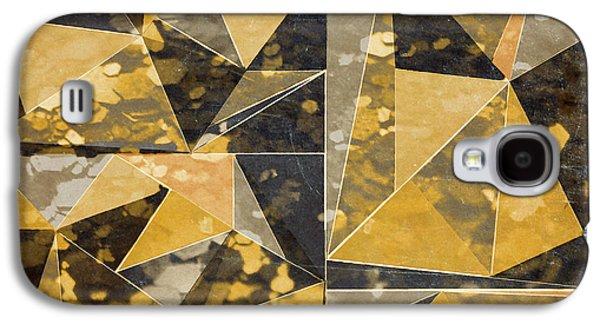 Omg Modern Triangles II Galaxy S4 Case by south Social Studio