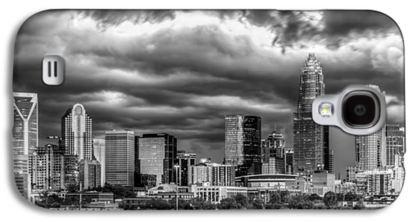 Charlotte Galaxy S4 Cases - Ominous Charlotte Sky Galaxy S4 Case by Chris Austin