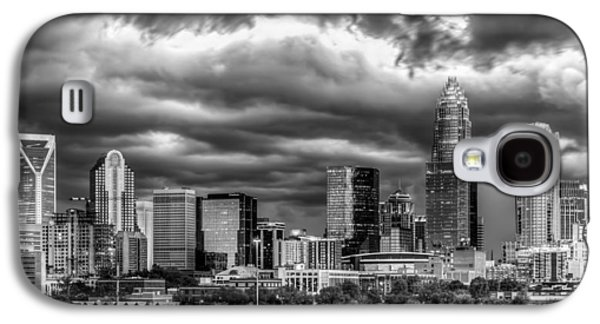 Ominous Charlotte Sky Galaxy S4 Case by Chris Austin