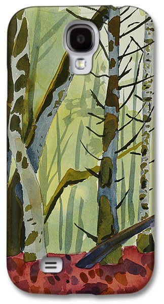 On Ivy Hill Galaxy S4 Case by Alexandra Schaefers