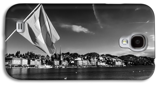 Lucerne Galaxy S4 Cases - On Lake Lucerne Galaxy S4 Case by Mountain Dreams