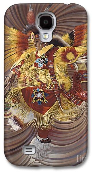 On Sacred Ground Series 4 Galaxy S4 Case by Ricardo Chavez-Mendez