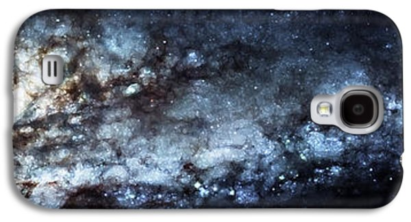 The Heavens Galaxy S4 Cases - On the Galaxy Edge Galaxy S4 Case by The  Vault - Jennifer Rondinelli Reilly