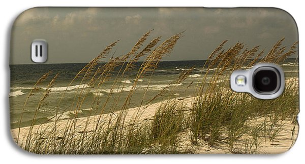 Salt Air Galaxy S4 Cases - On the Gulf Galaxy S4 Case by Maria Suhr