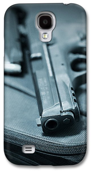 Recently Sold -  - Concept Photographs Galaxy S4 Cases - On the Lam Galaxy S4 Case by Trish Mistric