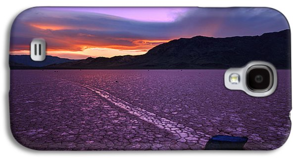 Death Galaxy S4 Cases - On the Playa Galaxy S4 Case by Chad Dutson