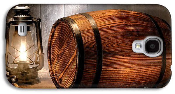 Whisky Galaxy S4 Cases - On the Waterfront Galaxy S4 Case by Olivier Le Queinec
