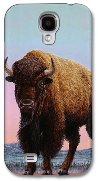 Mountain Valley Galaxy S4 Cases - On Thin Ice Galaxy S4 Case by James W Johnson