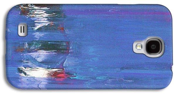 Walden Pond Galaxy S4 Cases - On Walden Pond Galaxy S4 Case by Charlotte Nunn