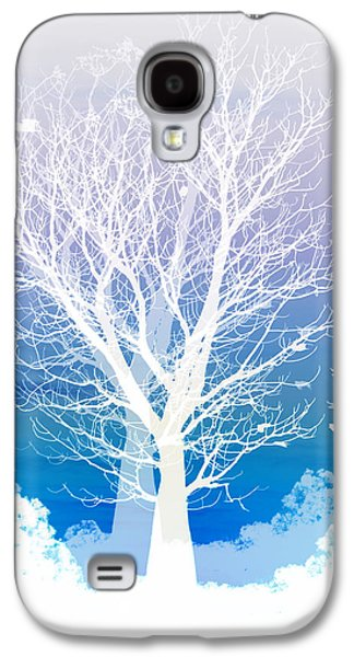 Once Upon A Moon Lit Night... Galaxy S4 Case by Holly Kempe