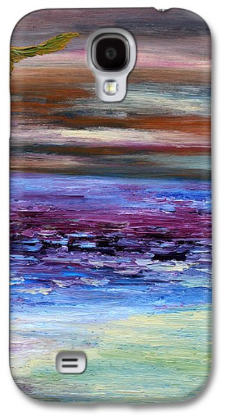 Wildlife Celebration Paintings Galaxy S4 Cases - Once Upon A Time Galaxy S4 Case by Vadim Levin