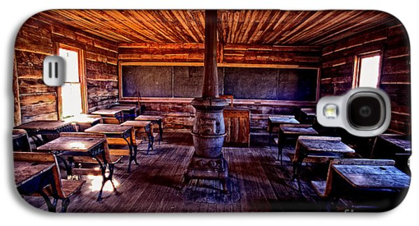 Old School Houses Galaxy S4 Cases - One-room School house Galaxy S4 Case by Paul W Faust -  Impressions of Light
