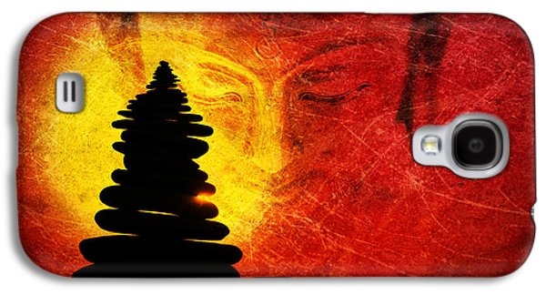 Awareness Galaxy S4 Cases - One Stlll Moment Galaxy S4 Case by Tim Gainey