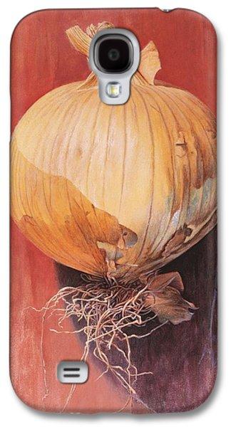 Onion Galaxy S4 Case by Hans Droog