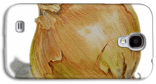 Pill Galaxy S4 Cases - Onion Galaxy S4 Case by Irina Sztukowski