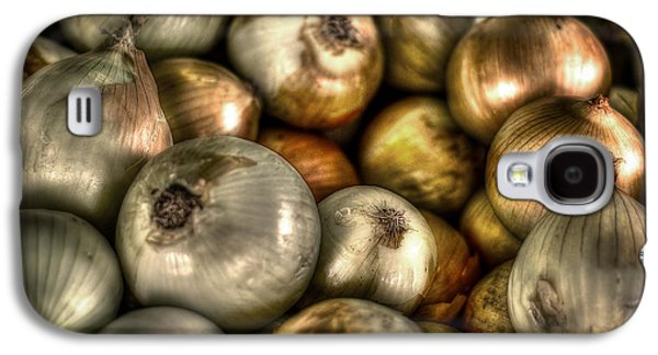 Onions Galaxy S4 Case by David Morefield
