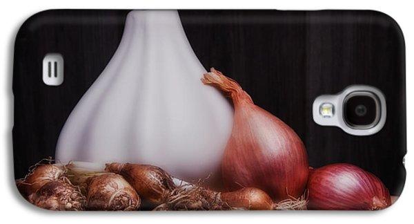 Onions Galaxy S4 Case by Tom Mc Nemar