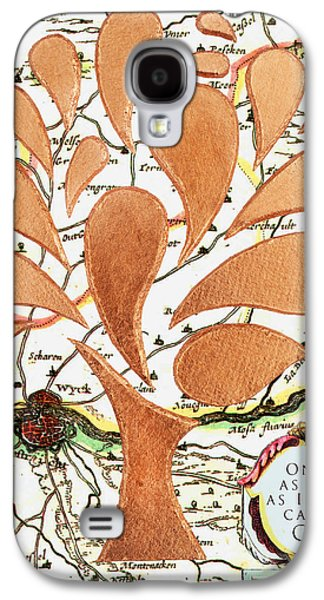 Poetry Galaxy S4 Cases - Only as Far as I Seek Can I GO Galaxy S4 Case by Nikki Smith