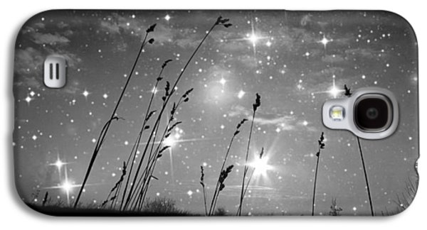 Dream Scape Galaxy S4 Cases - Only The Stars and Me...In The End... Galaxy S4 Case by Marianna Mills