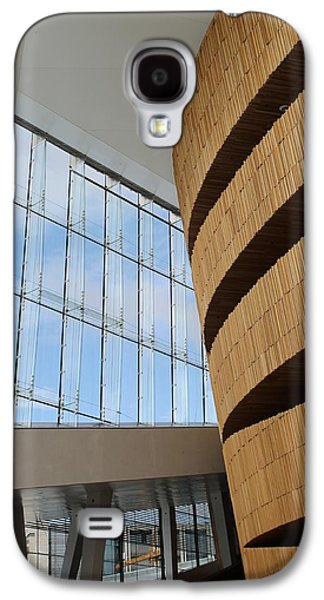 Oslo Opera House Galaxy S4 Cases - Opera House Galaxy S4 Case by Demi Meyer