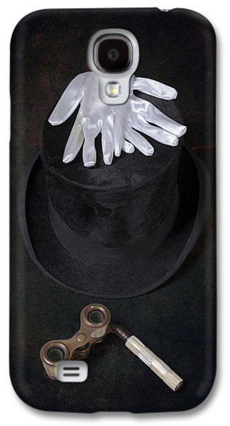 Opera Gloves Galaxy S4 Cases - Opera Galaxy S4 Case by Joana Kruse