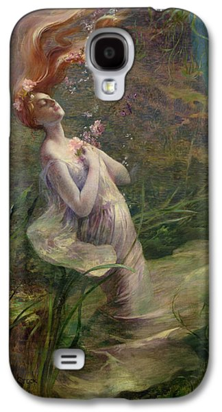 Ophelia Drowning Galaxy S4 Case by Paul Albert Steck