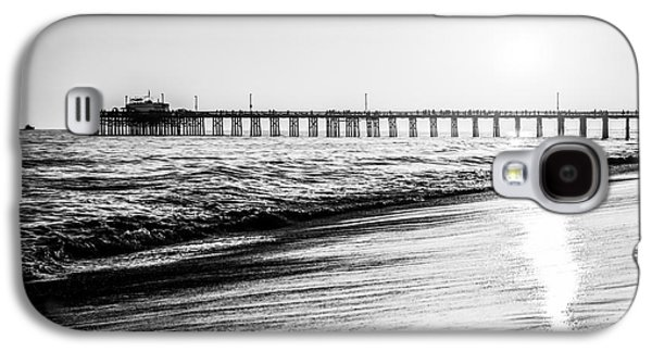 Getaway Galaxy S4 Cases - Orange County California Picture of Balboa Pier  Galaxy S4 Case by Paul Velgos