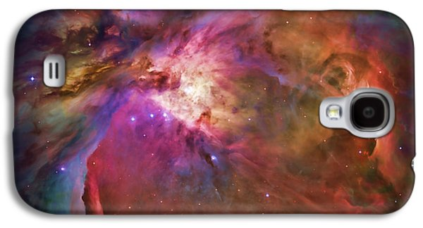 Orion Nebula Galaxy S4 Case by Dale Jackson