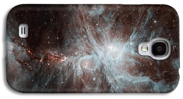 Messy Photographs Galaxy S4 Cases - Orions Dreamy Stars Galaxy S4 Case by Adam Romanowicz