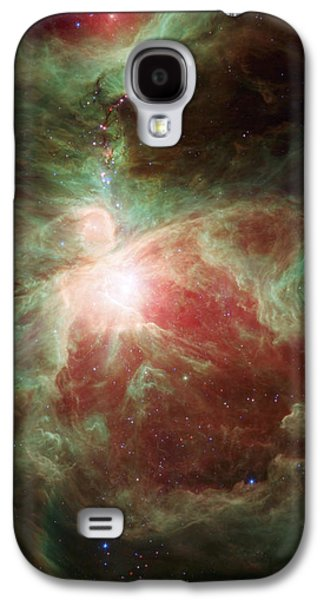 Constellations Galaxy S4 Cases - Orions Sword Galaxy S4 Case by Adam Romanowicz