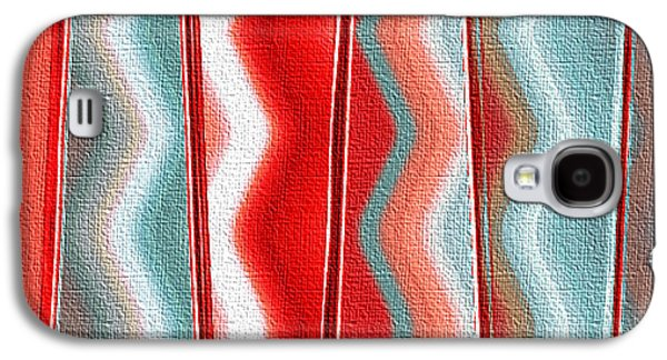 Ben Gertsberg Digital Art Galaxy S4 Cases - Ornament Galaxy S4 Case by Ben and Raisa Gertsberg