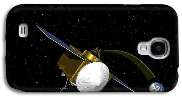 Osiris-rex Asteroid Mission Galaxy S4 Case by Nasa/goddard/university Of Arizona
