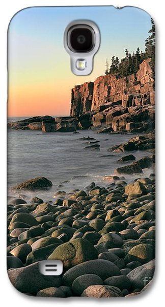 Otter Cliffs Galaxy S4 Case by Jerry Fornarotto