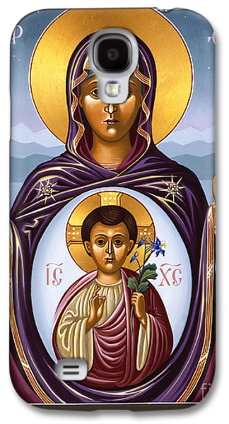Our Lady Of The New Advent Gate Of Heaven 003 Galaxy S4 Case by William Hart McNichols