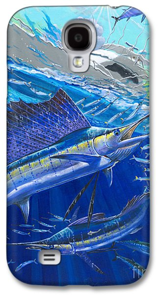 Wahoo Galaxy S4 Cases - Out Of Sight Galaxy S4 Case by Carey Chen