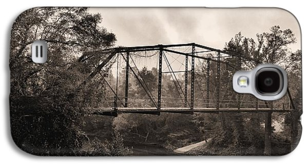 Harts Galaxy S4 Cases - Over the River Galaxy S4 Case by JC Findley