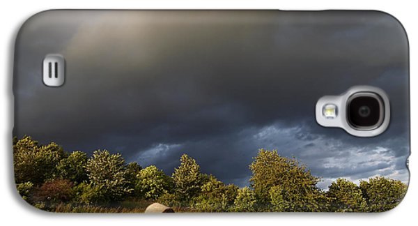 Agronomy Galaxy S4 Cases - Overcast - Before Rain Galaxy S4 Case by Michal Boubin