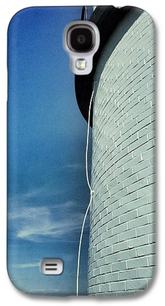 Maine Lighthouses Galaxy S4 Cases - Owls Head Galaxy S4 Case by Olivier Calas