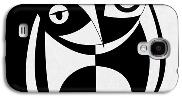 Own Abstract  Galaxy S4 Case by Mark Ashkenazi