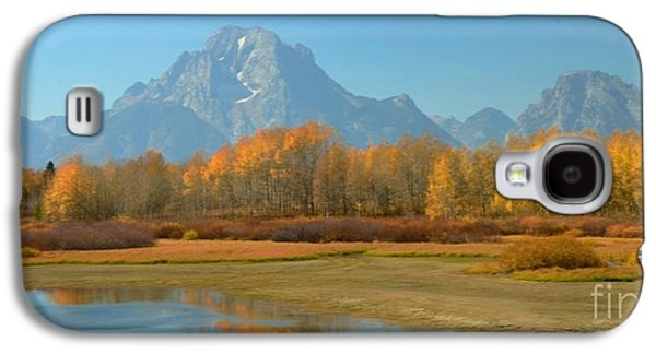 Struckle Galaxy S4 Cases - OxBow Bend Galaxy S4 Case by Kathleen Struckle