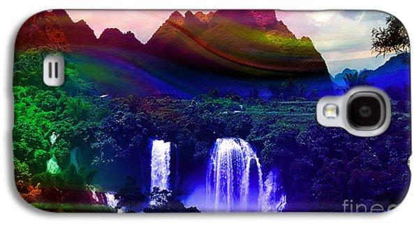 OZ Galaxy S4 Case by Marvin Blaine