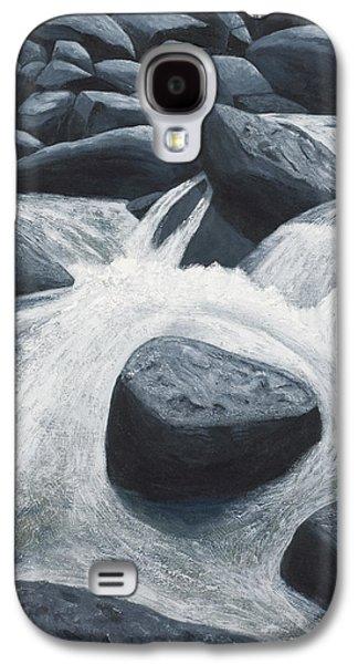 Arkansas Paintings Galaxy S4 Cases - Ozark Creek Galaxy S4 Case by Garry McMichael