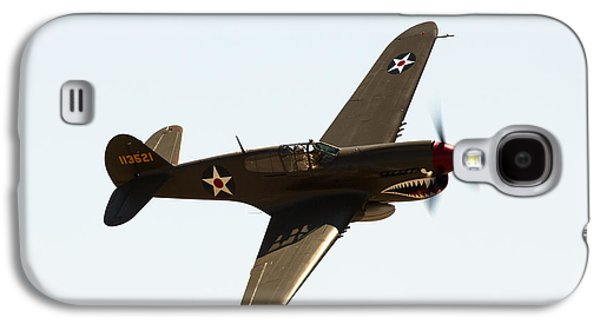 P-40 Galaxy S4 Cases - P-40 Galaxy S4 Case by John Daly