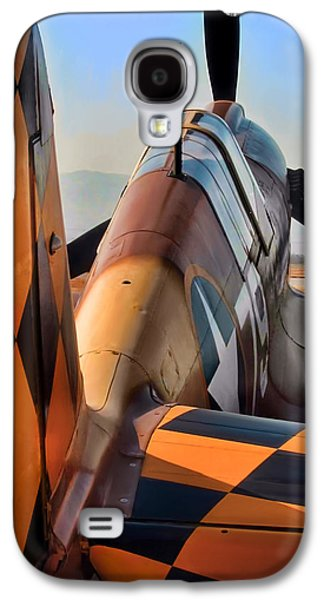 P-40 Galaxy S4 Cases - P-40 Warhawk Galaxy S4 Case by Dale Jackson